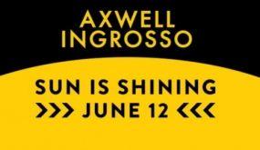 VIDEO | Axwell Ingrosso presentan el himno del verano - Sun is Shining