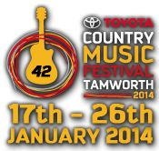 LETS GO! Opening Concert w/ Troy Cassar-Daley & Adam Harvey, Lachlan Bryan, Audrey Auld, Kaylee Bell and hosted by the Sunny Cowgirls Date:  Friday 17 January 2014 at 7:00 PM. THIS IS A FREE GIG. Venue: Toyota Park (Bicentennial Park),  Kable Ave
