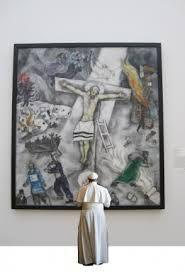 Resultado de imagen para Cruz de Chagall