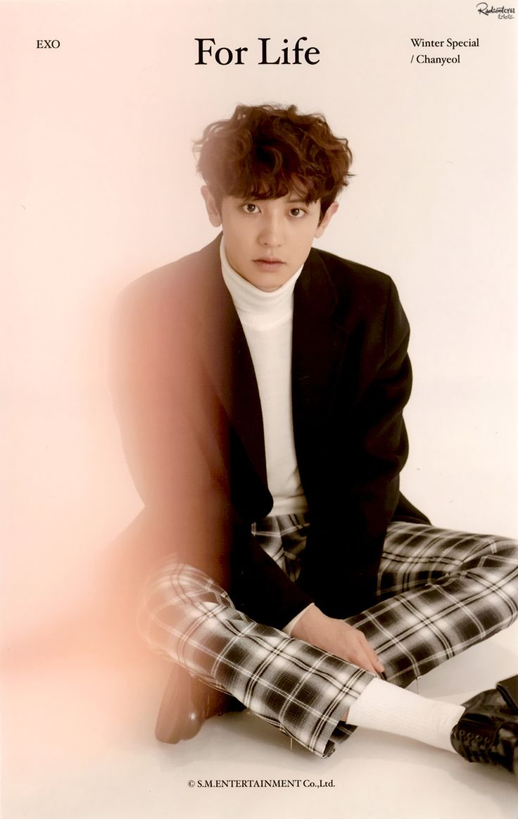 Chanyeol - 161231 SMTown Coex Artium merchandise - [SCAN][HQ] Credit: RadiantCY61.