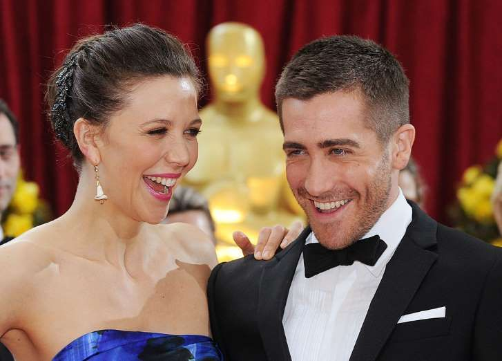 """JAKE AND MAGGIE GYLLENHAAL  -  These two might be the most adorable set of siblings in Hollywood. They have both received Academy Award nominations, not to mention that they come from an equally talented family: their father is director Stephen Gyllenhaal (""""Family of Spies,"""" """"Numb3rs""""), and their mother is screenwriter Naomi Foner."""
