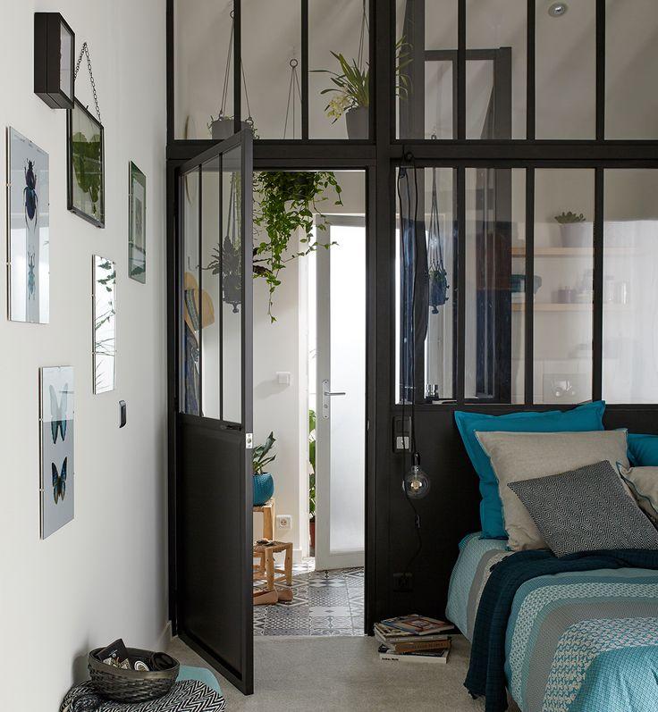 amnager un garage best amnager un garage moderne avec des meubles jaunes lambris pvc et. Black Bedroom Furniture Sets. Home Design Ideas
