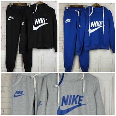 super popular 33652 595c2 NIKE Hoody Jogger Set  Clothesoutfits  Pinterest  Nike outfits, Nike  shoes and Running shoes nike