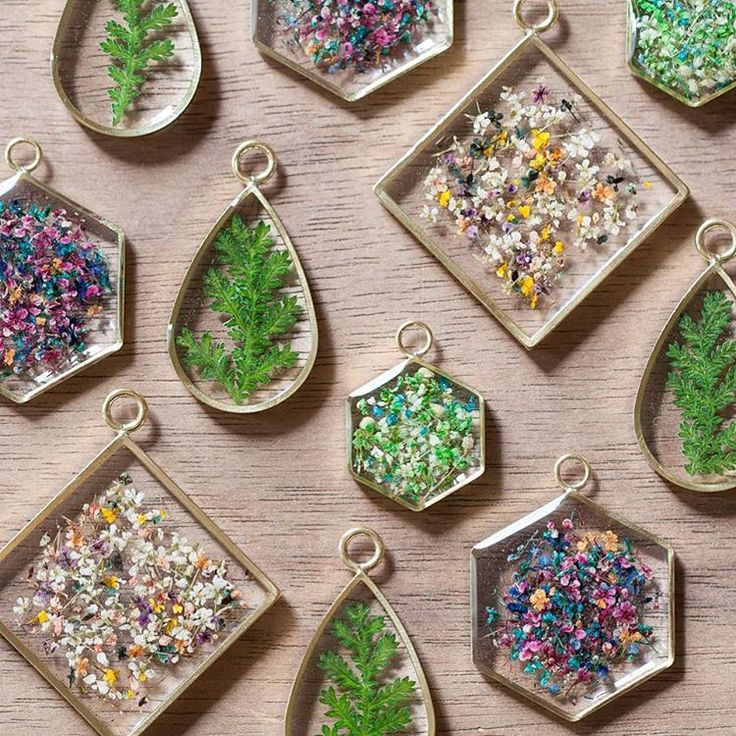 """This batch  and those ferns came out so amazing. Also I'm gonna let you guys choose your chain length for most of the necklaces in this batch, I'll probably just have you write it in the """"add special instructions"""" box before checking out"""