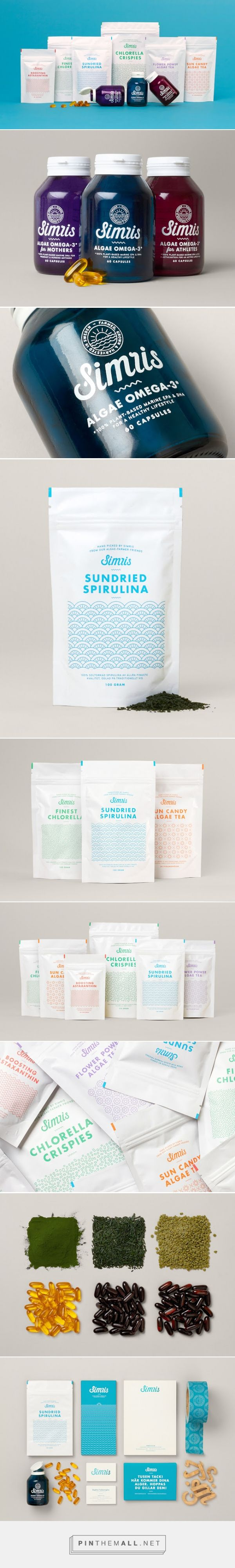 Simris //  packaging for the award-winning agribusiness from Sweden's California