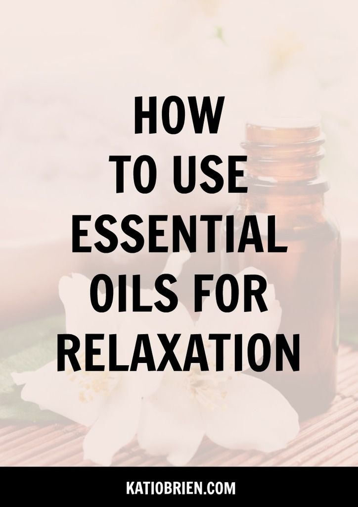 How to Use Essential Oils for Relaxation - Reduce Stress. Holistic health. Wellness tips. Essential oils. Lavender.