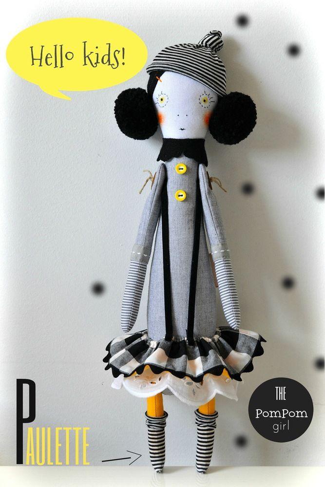 paulette | handmade by maria madeira