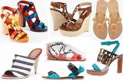 Летняя обувь для женщин