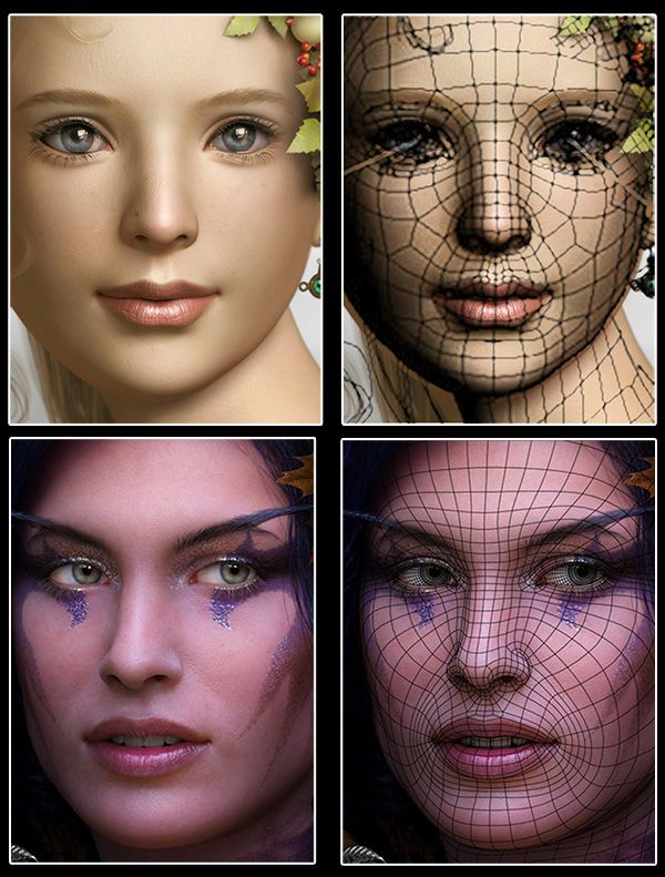::LINK:: Realistic Human Face Modeling with Phung Dinh Dzung - http://www.phungdinhdung.org/Studies_paper/Realistic_face_modeling.shtm