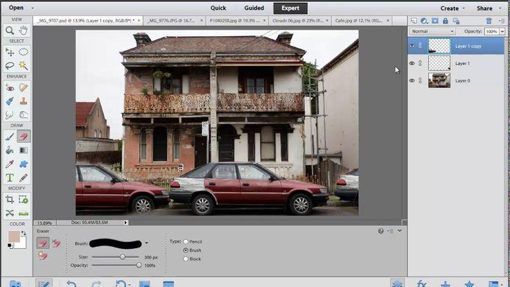 Photoshop Elements: Using Selections
