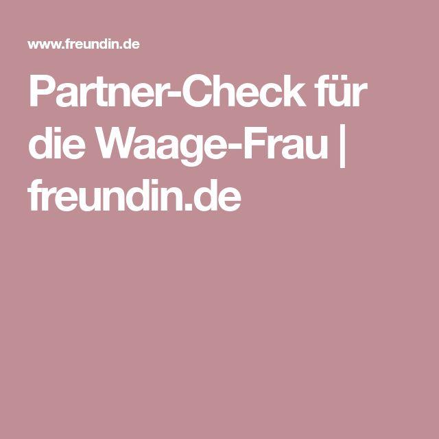 Partner-Check für die Waage-Frau | freundin.de