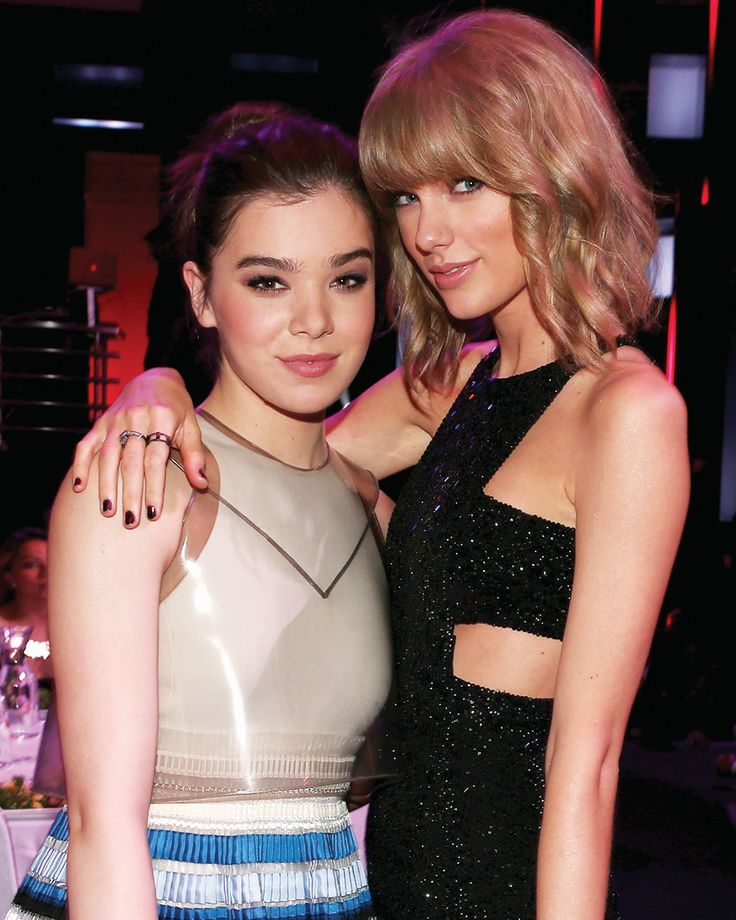 Hailee Steinfeld Bad Blood   Hailee Steinfeld on Joining Taylor's Squad and Why She Doesn't Need to ...