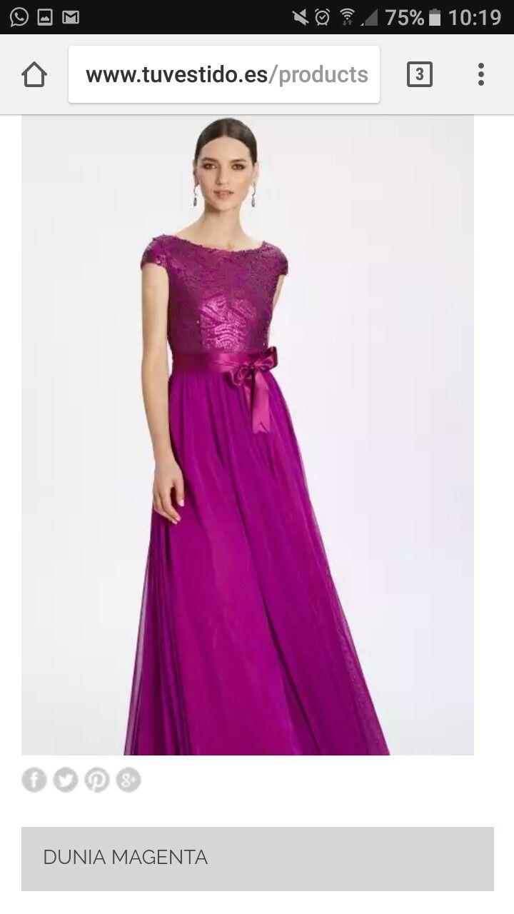 Mejores 38 imágenes de vestidos en Pinterest | Vestidos de fiesta ...