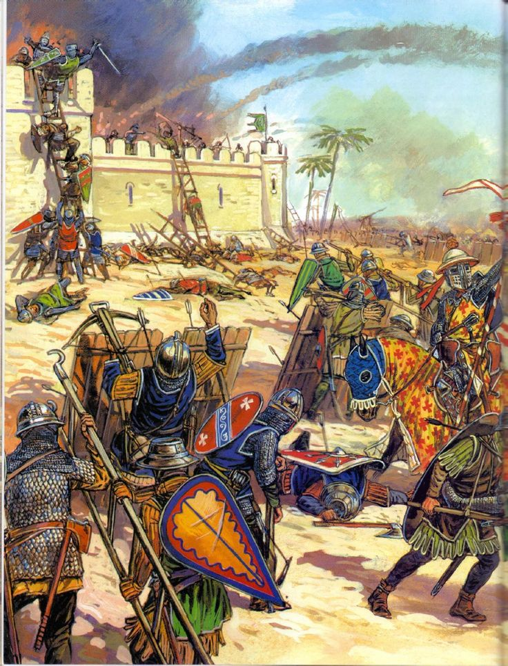 an overview of the middle of eleventh century crusades In an immediate sense, the crusades had a terrible effect on some of the muslim and jewish inhabitants of the middle east during the first crusade, for example, adherents of the two religions joined together to defend the cities of antioch (1097 ce) and jerusalem (1099) from european crusaders who laid siege to them.