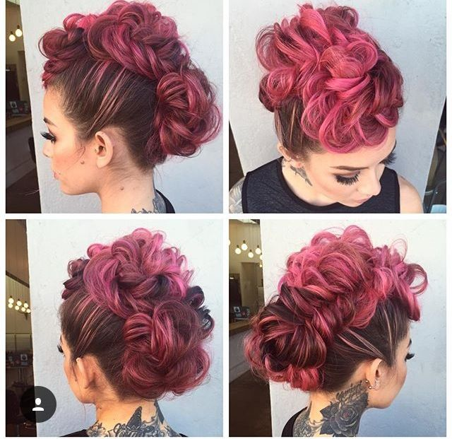 Braid Mohawk