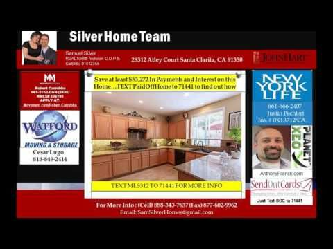 http://ift.tt/2fMQYqv Call Samuel Silver (888)3-Heroes (437637)  (661)418-REAL (7325) SamSilverHomes@gmail.com for the Most qualified realtor agent in the Santa Clarita Valley  CalBRE 01412755 of JohnHart Real Estate