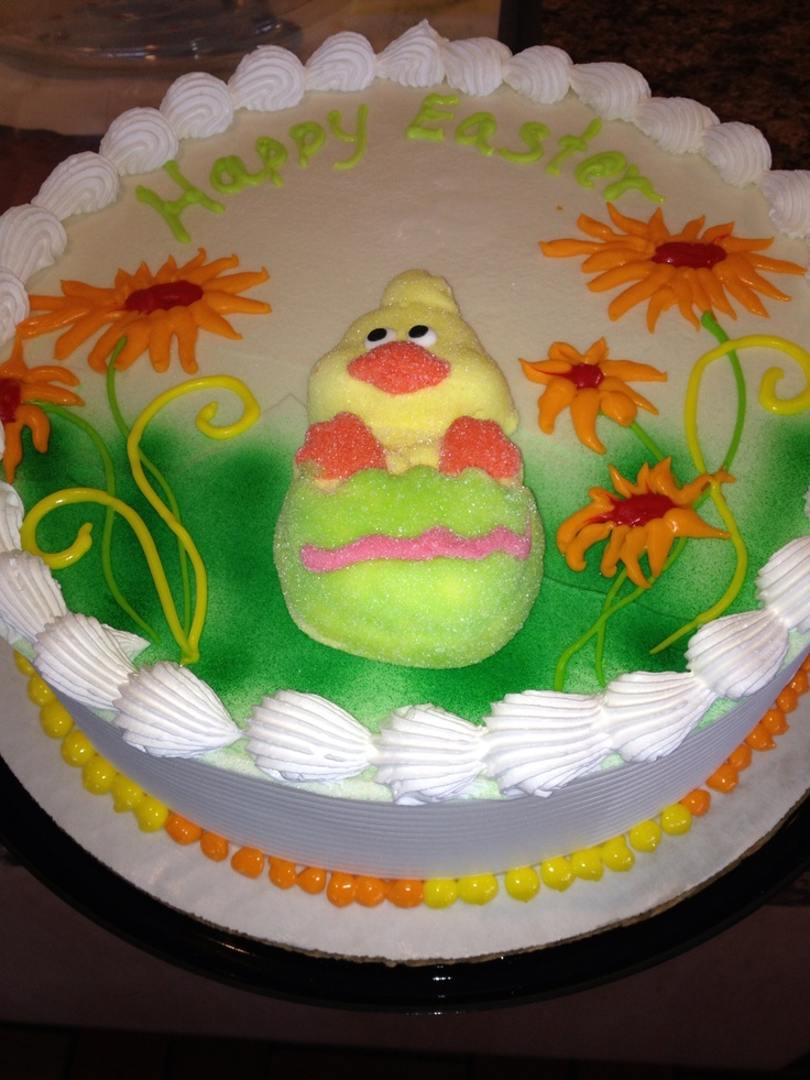 Dq Cakes Dairy Queen Easter Ice Cream Cake