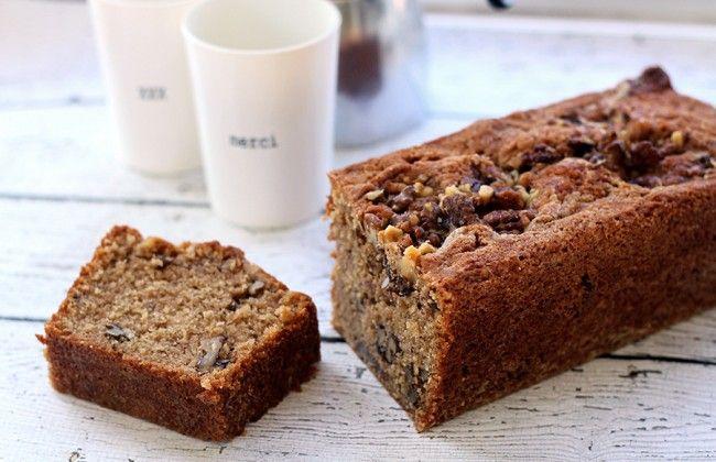 Culy Homemade: walnotencake met kaneel en vanille