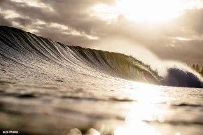 Season Starts Now, Byron Bay Main Beach. - Alex Fring