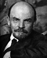 Vladimir Lenin, 1921__________born Vladimir Ilyich Ulyanov; 22 April [O.S. 10 April] 1870 – 21 January 1924) was a Russian communist revolutionary, politician and political theorist. He served as the leader of the Russian Soviet Federative Socialist Republic from 1917, and then concurrently as Premier of the Soviet Union from 1922, until his death.