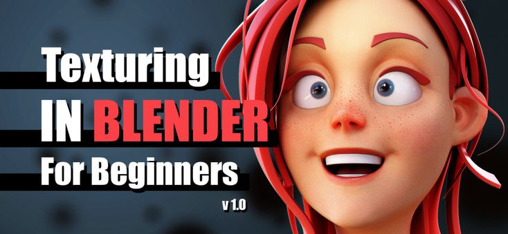 Texturing In Blender For Beginners - Course [$]