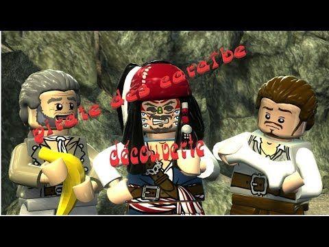 Enjoy Game's: Lego pirate des caraïbe xbox one découverte