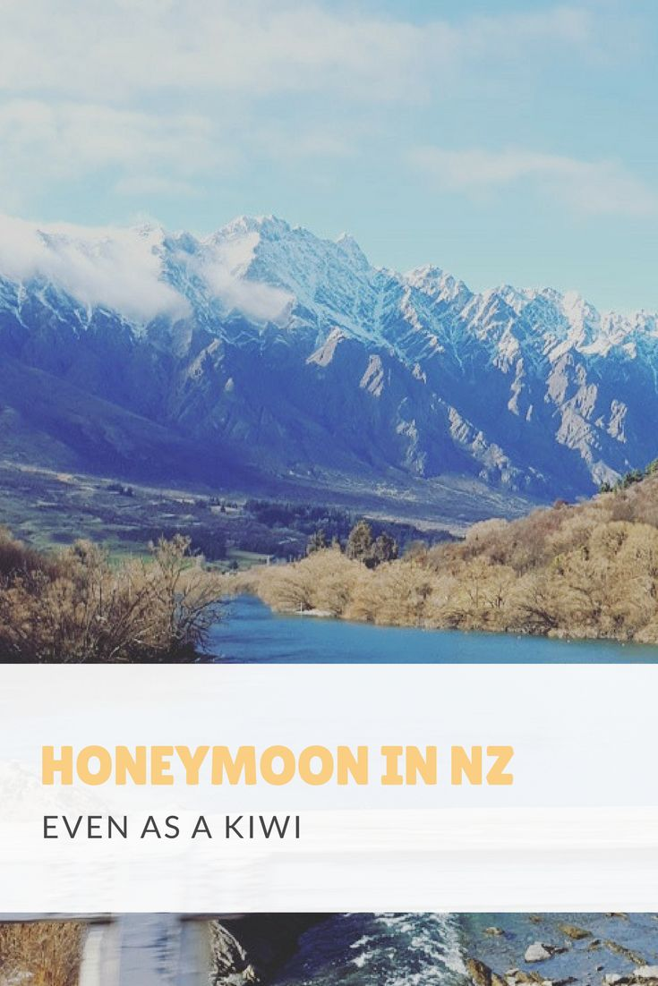 New Zealand – a spectacular holiday spot at the top of many international destination lists, and perfect for honeymoons!