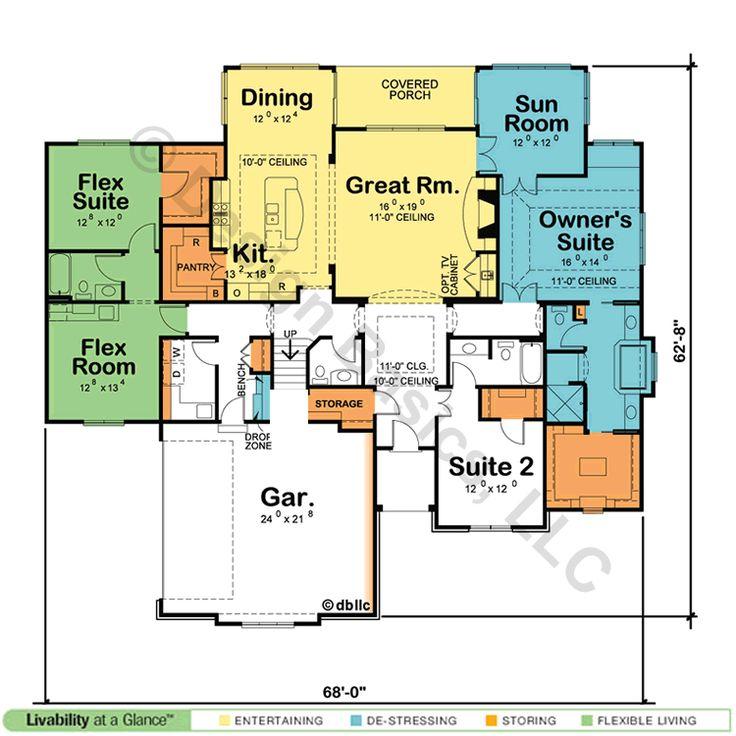 250 best House Plans images on Pinterest