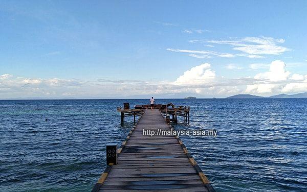 Raja Ampat Dive Resort Jetty