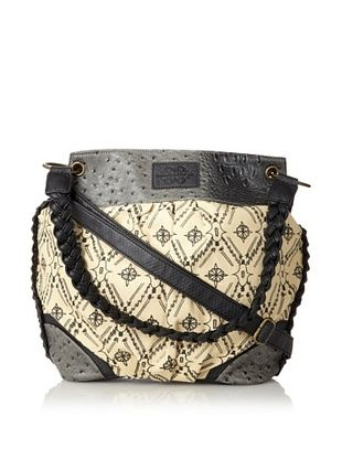 65% OFF amykathryn Women's Lily Shoulder/Messenger Bag, Black