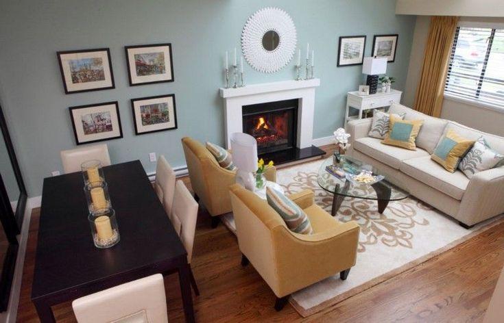 Rectangular Living Room Layout - 48 Best Modern Small ...