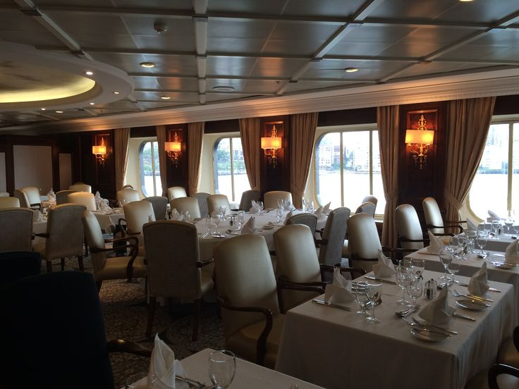 Azamara - main dining room