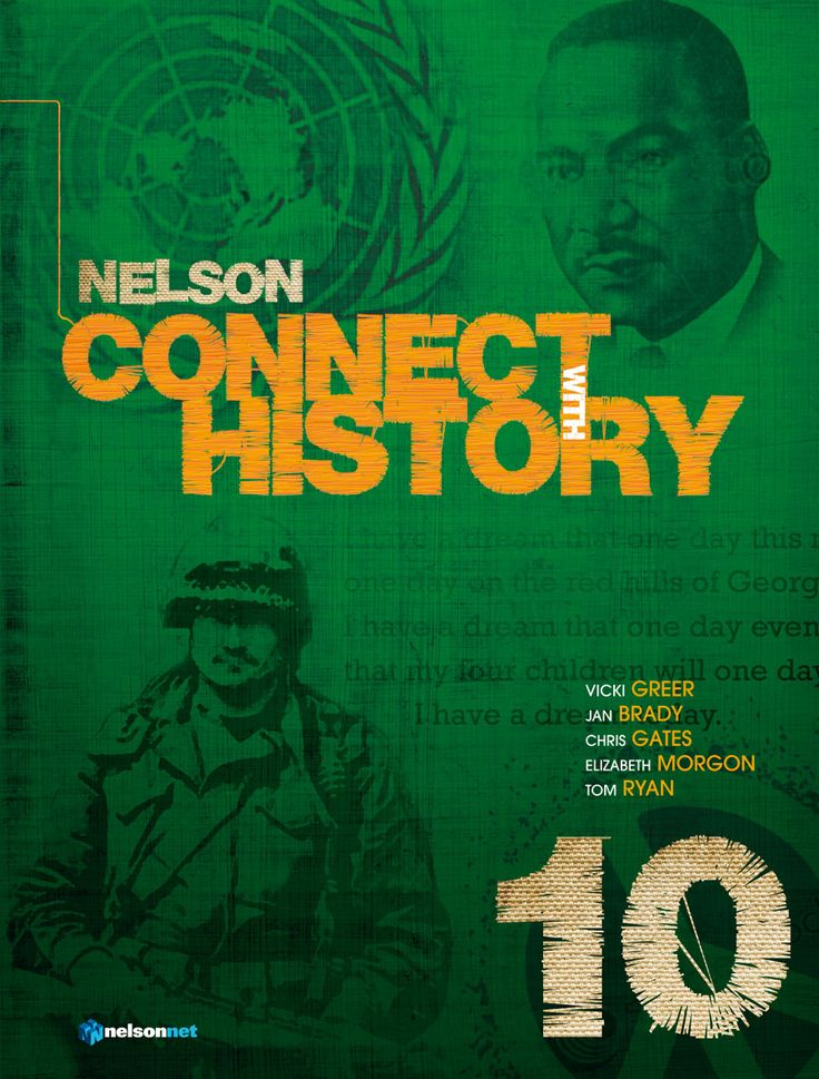 Book for teachers: Nelson Connect with History for the Australian Curriculum Year 10 (Cengage Learning, 2013)