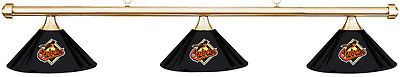 Table Lights and Lamps 75189: Mlb Baltimore Orioles Black Metal Shade And Brass Bar Billiard Pool Table Light -> BUY IT NOW ONLY: $319.99 on eBay!
