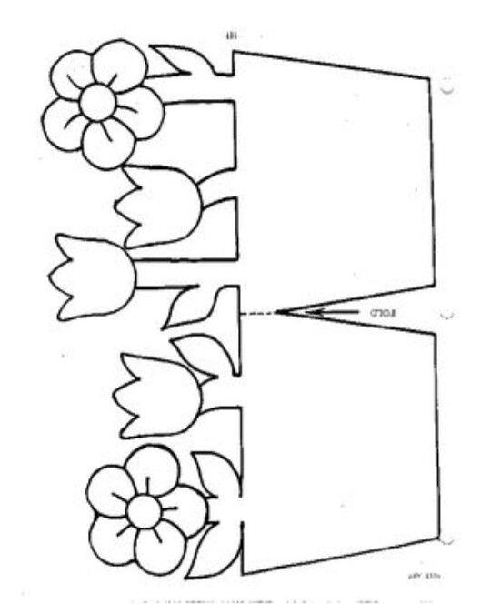 Аппликации для открыток своими руками шаблоны