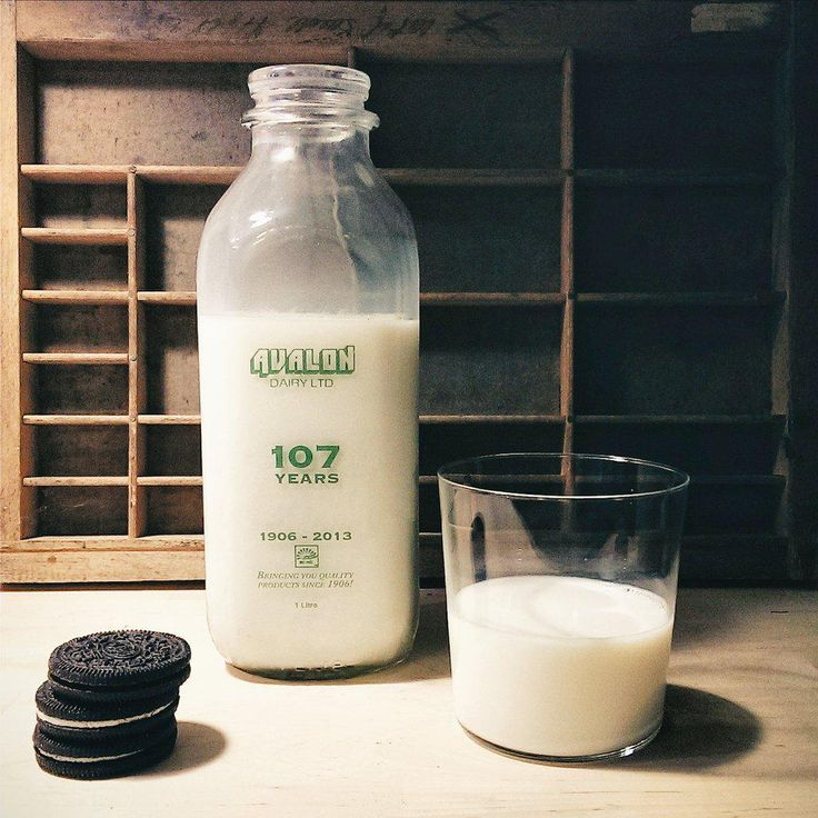 Together @AvalonDairy and @Oreo cookies are saving my afternoon.
