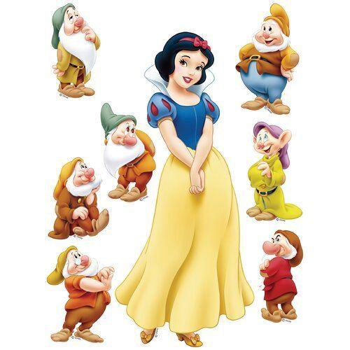 disney princess snow white wall sticker  wayfaircouk