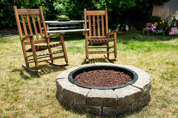 25 Best Ideas About Outside Fire Pits On Pinterest
