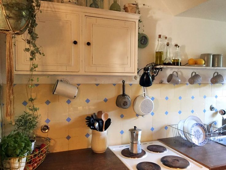 106 best Küche images on Pinterest Polish pottery, Porcelain and - fliesenspiegel küche höhe