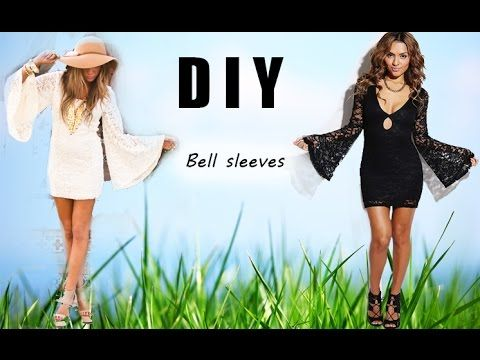 Hey you guys! Check out designer Brittany D. demonstrating how to make your own bell sleeve pattern. Not sure how to attach your garments together for the pe...