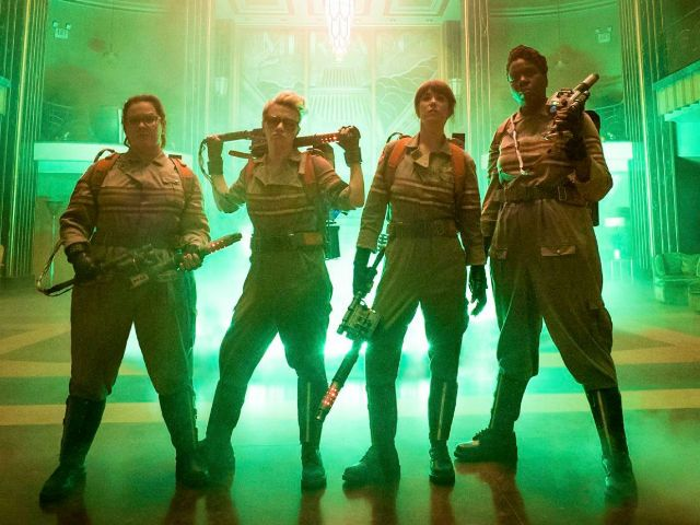For All-Female Ghostbusters Abuse That Reflects Hollywood's Sexism - NDTV