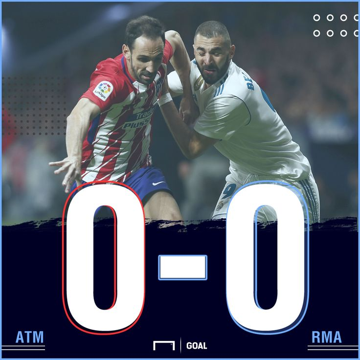 No goals and no hope? Madrid & Atleti now need a miracle to catch Barca