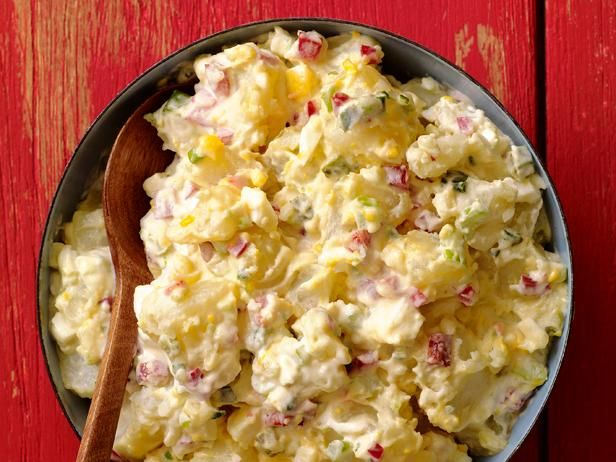 50 Potato Salads : Food Network | Grilling Side and Salad Recipes: Corn, Beans and More : Food Network | Food Network