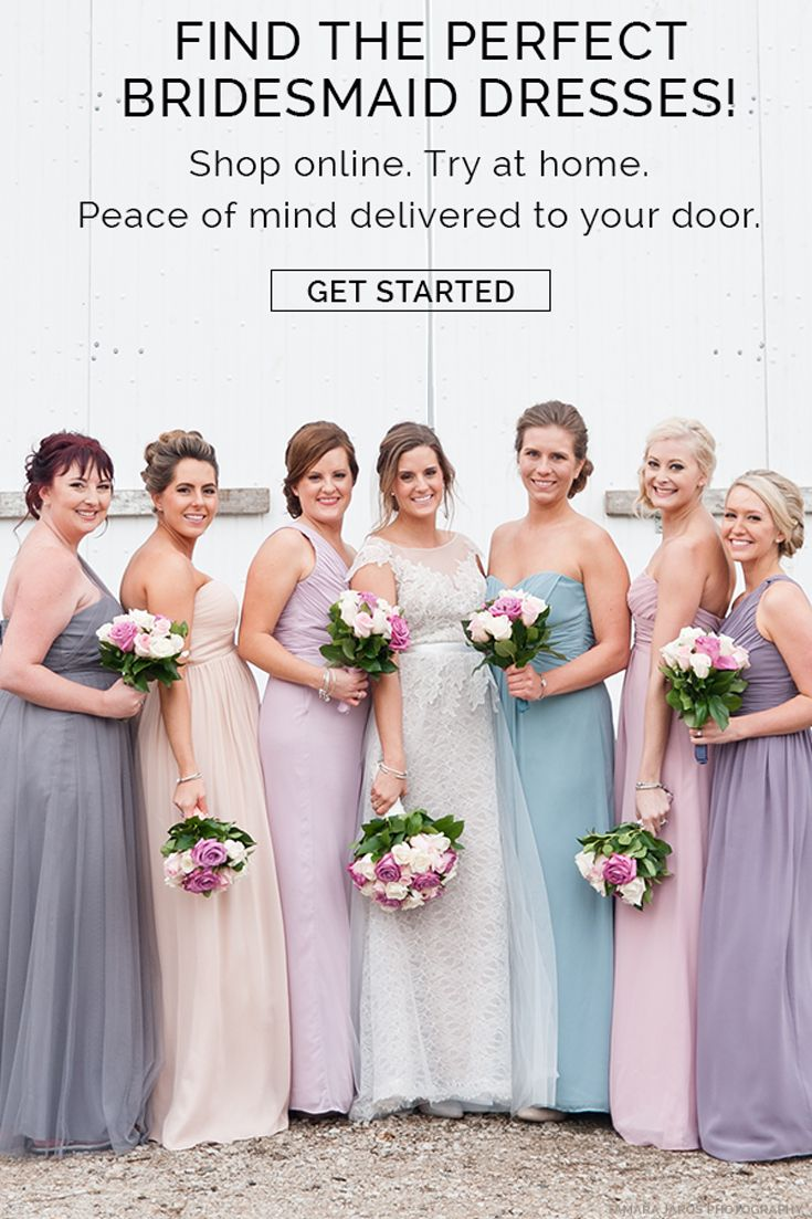97 best bridesmaid dresses images on pinterest marriage wedding brideside makes choosing your bridesmaid dresses as easy as choosing your bridesmaids sign up today ombrellifo Image collections