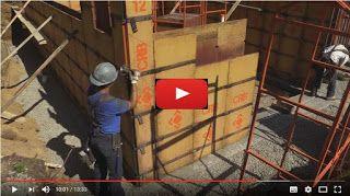 Comment faire un coffrage béton - vidéo