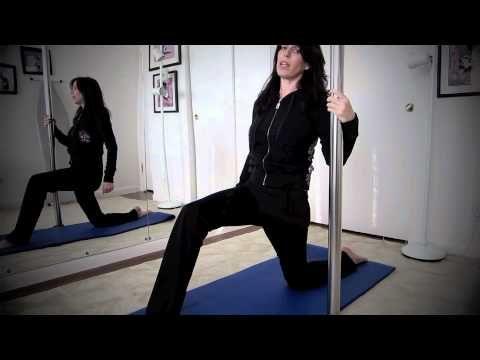 hip flexor stretch the usage of chair