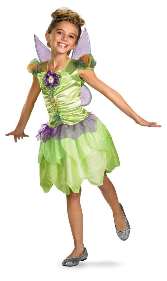 Cool Costumes Tinker Bell Rainbow Costume just added...