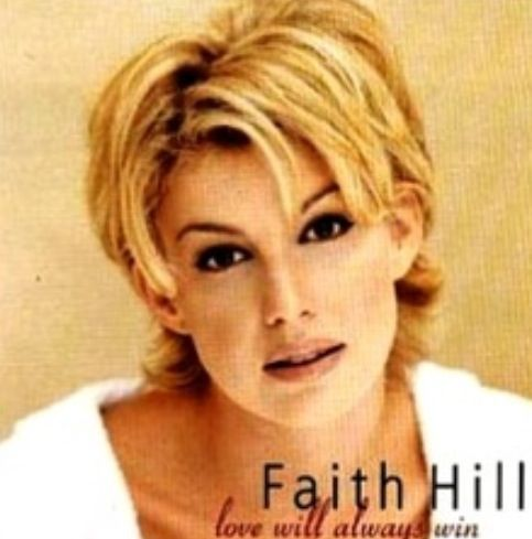 short hair...faith hill | Hair | Pinterest | Faith Hill, Cute Short ...
