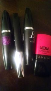 Makeup Monday: Which Avon Mascara is for you? Descriptions of four of the Avon Mascaras...