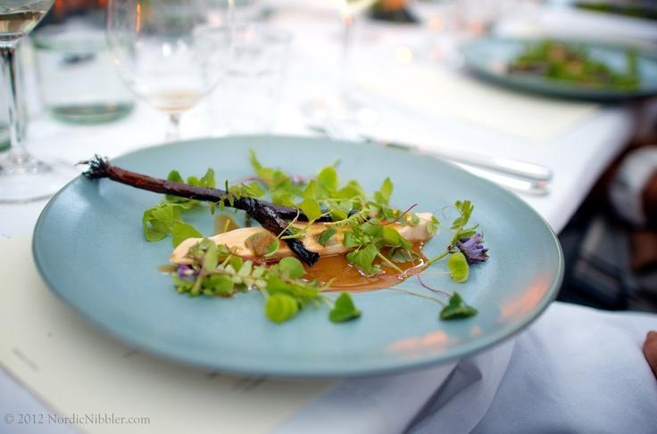 Nordic Nibbler: Food Studio x Maaemo x Tim Wendelboe